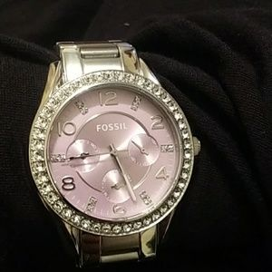 Fossil ES3568 stainless steel watch